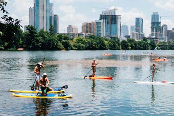 Austin-Paddleboard